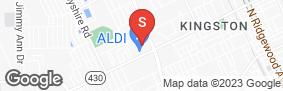 Location of All Aboard Storage - Masonova in google street view