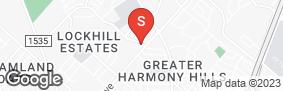 Location of Lockaway Storage - West Ave in google street view