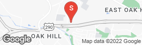 Location of Stash N Go Storage in google street view