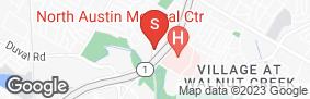 Location of Waters Park Self Storage in google street view