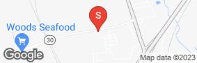 Location of Stop N Stor in google street view