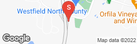 Location of North County Self Storage in google street view