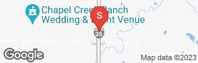Location of All Storage - Denton in google street view