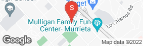 Location of Murrieta Mini Storage in google street view