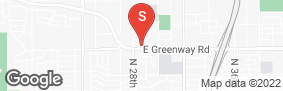 Location of Affordable Self Storage in google street view