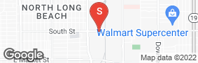 Location of South Street Self Storage in google street view