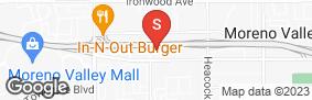 Location of Superstorage-Moreno Valley in google street view