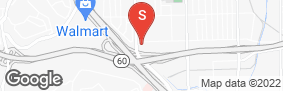 Location of Storedge - Pomona in google street view