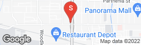 Location of Golden State Storage Roscoe in google street view