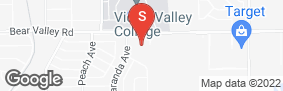 Location of Bear Valley Rv & Self Storage in google street view