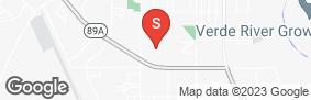 Location of Alpha Self Storage in google street view