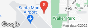Location of American Self Storage Of Santa Maria in google street view