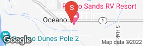 Location of Superstorage-Oceano in google street view