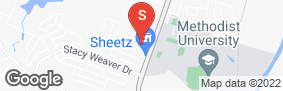 Location of Aaaa Self Storage - Ramsey Street in google street view