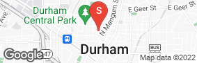 Location of My Neighborhood Storage Center - Durham in google street view