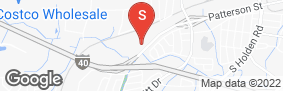 Location of Ray Self Storage in google street view