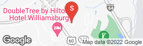 Location of Jack Rabbit Storage - Williamsburg in google street view