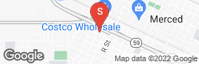 Location of Sunset Self Storage in google street view