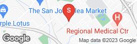 Location of Storagepro Self Storage Of San Jose in google street view