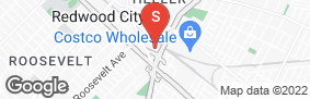 Location of Securepro Storage Of Redwood City in google street view