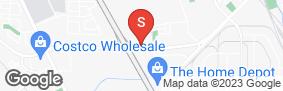 Location of Storagepro Self Storage Of Hayward in google street view