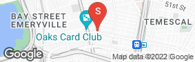 Location of City Storage Emeryville in google street view