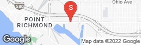Location of Storagepro Self Storage Of Richmond in google street view