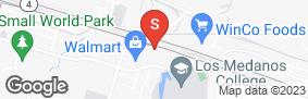 Location of Pittsburg Mini Storage in google street view