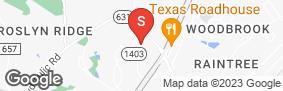 Location of U-Store-It in google street view