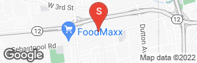 Location of Storagepro Self Storage in google street view