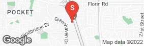 Location of Superior Self Storage in google street view