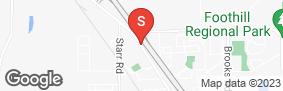 Location of Self Storage Of Windsor in google street view