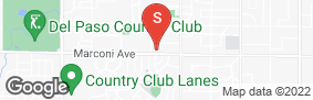 Location of Marconi Self Storage in google street view