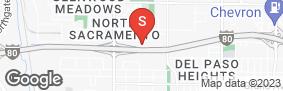 Location of Taylor Street Self Storage in google street view