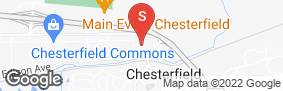 Location of Storage Masters - Chesterfield in google street view