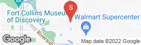 Location of Stor-Mor Of Fort Collins in google street view