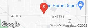 Location of West Valley Storage in google street view