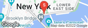 Location of Manhattan Mini Storage in google street view