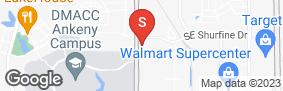 Location of Storagemart in google street view