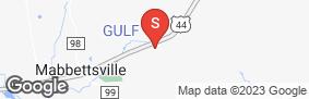 Location of Global Self Storage in google street view