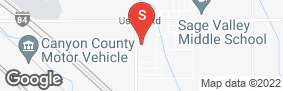 Location of Keylock Storage in google street view