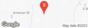 Location of Orchard Street Self Storage in google street view