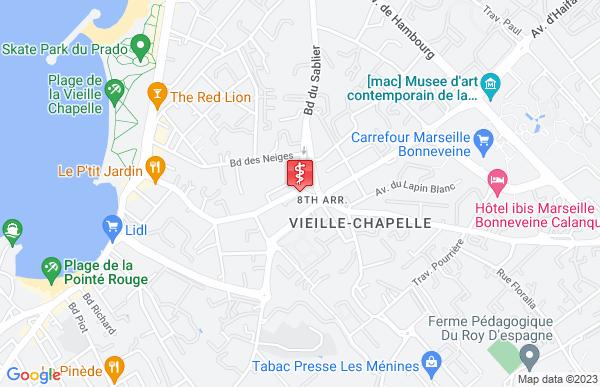 Laboratoire Seldaix à Marseille 8ème arrondissement