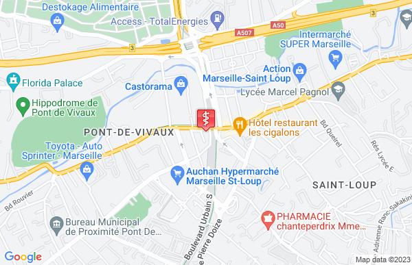 Laboratoire Seldaix à Marseille 10ème arrondissement