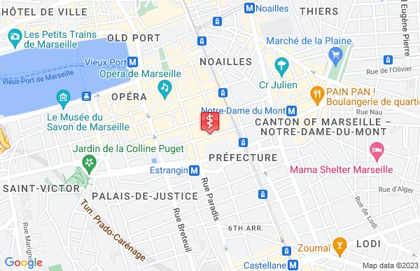 Laboratoire Seldaix à Marseille 6ème arrondissement