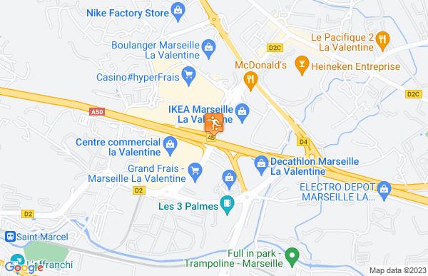 Fnac à Marseille 11ème arrondissement
