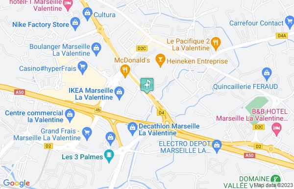 Leroy Merlin à Marseille 11ème arrondissement
