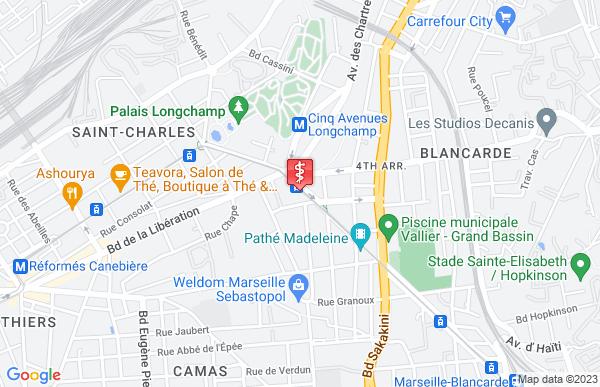 Laboratoire Seldaix à Marseille 4ème arrondissement