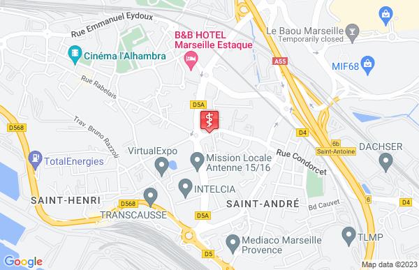 Laboratoire Seldaix à Marseille 16ème arrondissement
