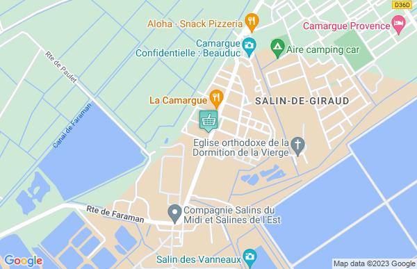 Spar à Arles